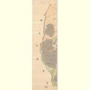 Langstrobnitz - c1135-1-009 - Kaiserpflichtexemplar der Landkarten des stabilen Katasters