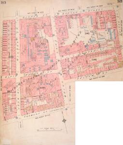 Insurance Plan of London Vol. XI: sheet 313-1