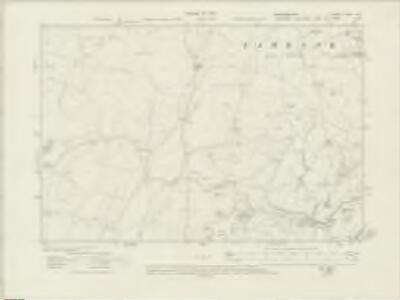 Westmorland XXXIX.NE - OS Six-Inch Map