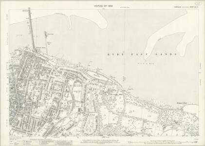 Hampshire and Isle of Wight XCI.10 (includes: Ryde) - 25 Inch Map