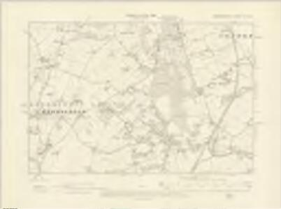 Worcestershire XVI.NW - OS Six-Inch Map