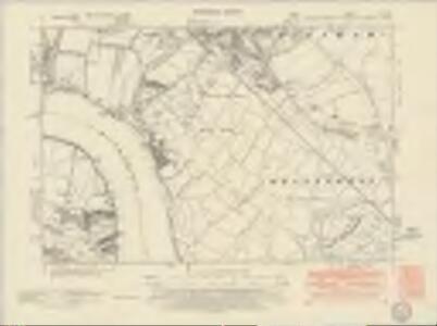 Kent III.NW - OS Six-Inch Map