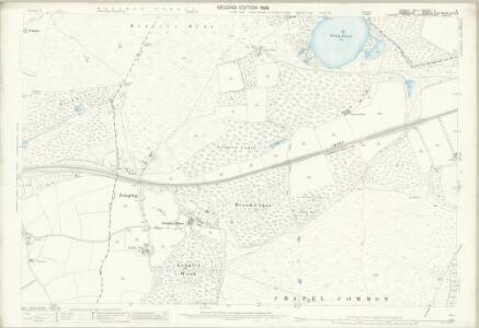 Sussex X.9 (includes: Liss; Rogate; Trotton; Whitehill) - 25 Inch Map