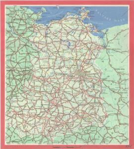 Prehľadná automapa NDR