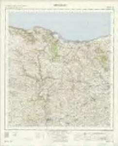 Minehead - OS One-Inch Map