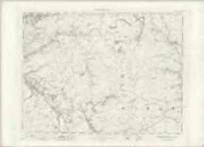 Carrick - OS One-Inch map