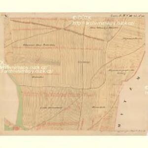 Gnaster - m0733-2-005 - Kaiserpflichtexemplar der Landkarten des stabilen Katasters