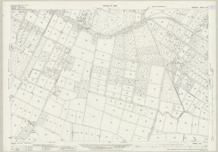 Somerset LII.5 (includes: Ashcott; Meare; Shapwick; Sharpham; Walton) - 25 Inch Map