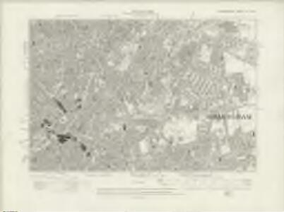Warwickshire XIV.NW - OS Six-Inch Map