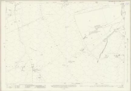 Northumberland (New Series) CXI.5 (includes: Allendale Common; West Allen) - 25 Inch Map