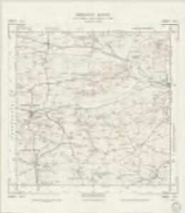 SN11 - OS 1:25,000 Provisional Series Map