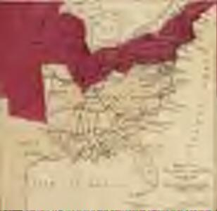 Maps of the Eastern, Middle and Southern States: Atlantic states