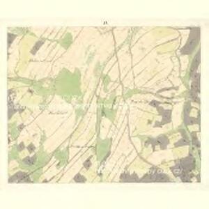 Rudelzau (Rudlawic) - m2640-1-009 - Kaiserpflichtexemplar der Landkarten des stabilen Katasters