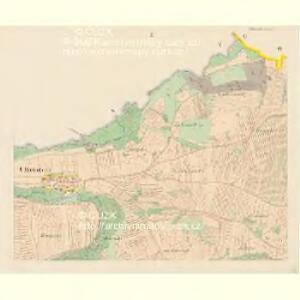 Ulliersreith - c5417-1-002 - Kaiserpflichtexemplar der Landkarten des stabilen Katasters