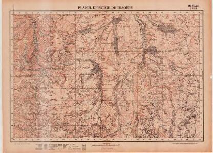 Lambert-Cholesky sheet 2669 (Mărgău)