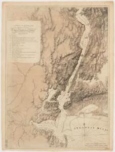 Charts of the coast and harbors of New England : from surveys taken by Saml. Holland Esqr. Survr. Genr. of Lands for the Northern District of North America and Geo. Sproule, Chas. Blaskowitz, Jam.s Grant and Thos. Wheeler his assistants : Hudson River
