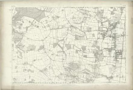 Middlesex II - OS Six-Inch Map