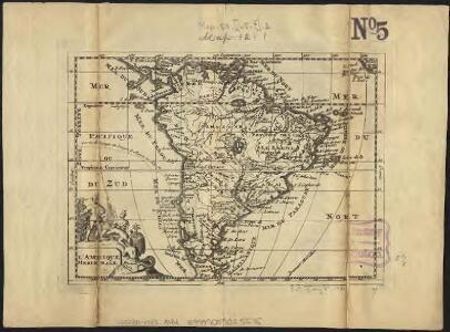 L'Amerique meridionale