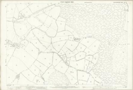 Staffordshire XXII.15 (includes: Ashley; Eccleshall; Tyrley) - 25 Inch Map