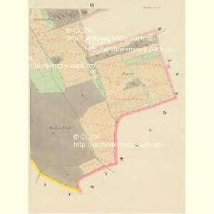 Dobraken - c1456-1-005 - Kaiserpflichtexemplar der Landkarten des stabilen Katasters