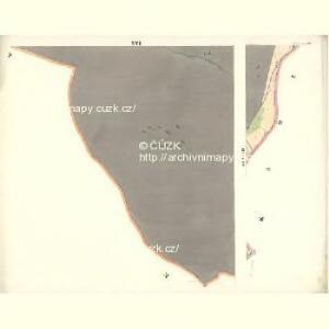 Ostrawitz - m2189-1-013 - Kaiserpflichtexemplar der Landkarten des stabilen Katasters