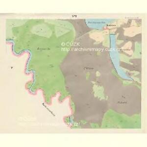 Kardaschrzetschitz - c3049-1-014 - Kaiserpflichtexemplar der Landkarten des stabilen Katasters