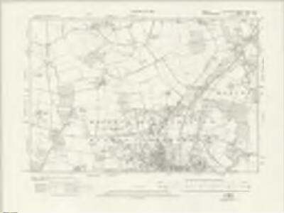 Essex nXXXII.NW - OS Six-Inch Map