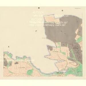 Gottschau - c3243-1-003 - Kaiserpflichtexemplar der Landkarten des stabilen Katasters