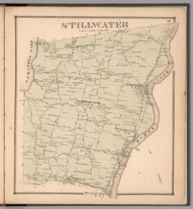 Stillwater, Saratoga County, New York.
