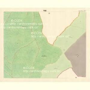 Gross Wrbka - m0912-1-006 - Kaiserpflichtexemplar der Landkarten des stabilen Katasters
