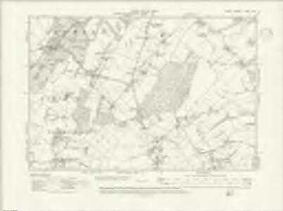 Kent LXVII.SW - OS Six-Inch Map