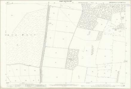 Lincolnshire XIX.5 (includes: Appleby; Broughton; Scunthorpe) - 25 Inch Map