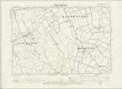 Kent LXXXI.NE - OS Six-Inch Map