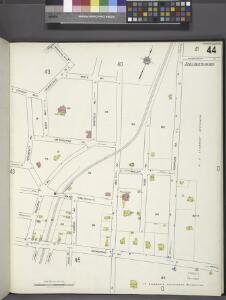 Staten Island, V. 1, Plate No. 44 [Map bounded by State Ave., Tompkins Ave., Richmond Ave., Crescent Ave., Prospect Ave.]