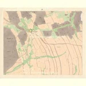 Alt Moletein (Moletin Stary) - m2870-1-004 - Kaiserpflichtexemplar der Landkarten des stabilen Katasters
