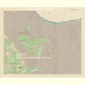 Frühbuss - c6154-1-008 - Kaiserpflichtexemplar der Landkarten des stabilen Katasters