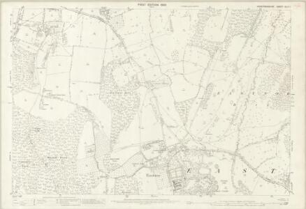 Herefordshire XLII.1 (includes: Eastnor; Ledbury Rural) - 25 Inch Map