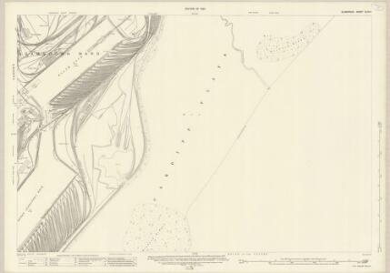Glamorgan XLVII.4 (includes: Cardiff) - 25 Inch Map
