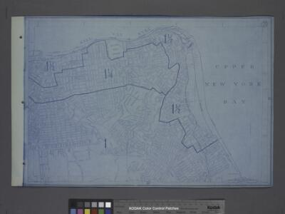Height District Map Section No. 21; Height district map / City of New York, Board of Estimate and Apportionment.
