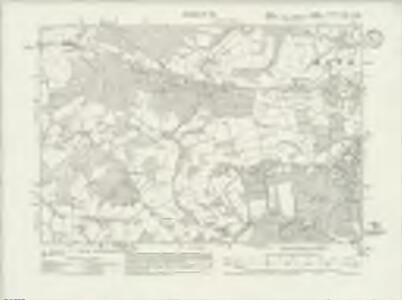 Kent LXXVIII.NW & SW - OS Six-Inch Map