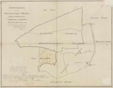 Polder Hoogeweg, gemeente Noordwijk, Voorhout en Rijnsburg.