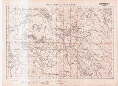 Lambert-Cholesky sheet 2678 (Alexandrești)