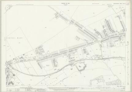 Bedfordshire XXXII.3 (includes: Caddington; Dunstable; Houghton Regis; Luton) - 25 Inch Map