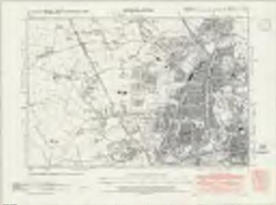 Durham L.SE - OS Six-Inch Map