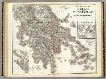Hellas, Ionischen Inseln.