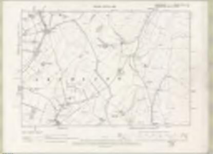 Lanarkshire Sheet XXXIV.NE - OS 6 Inch map
