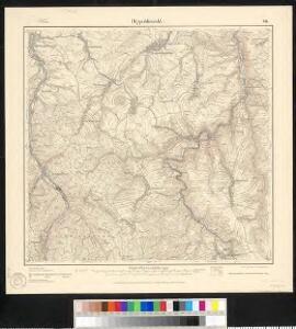 Meßtischblatt 101 : Dippoldiswalde, 1921