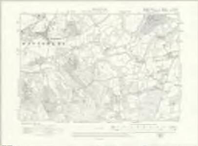 Sussex XI.NW - OS Six-Inch Map