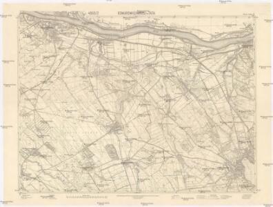 Komárom (Újváros) és Tata