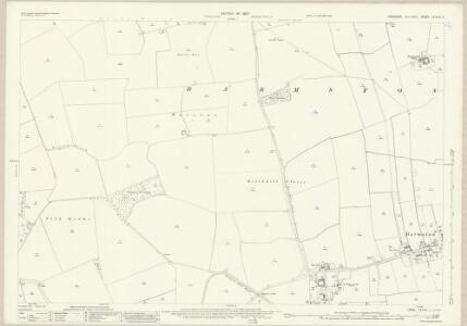 Yorkshire CLXIII.5 (includes: Barmston; Burton Agnes; Ulrome) - 25 Inch Map